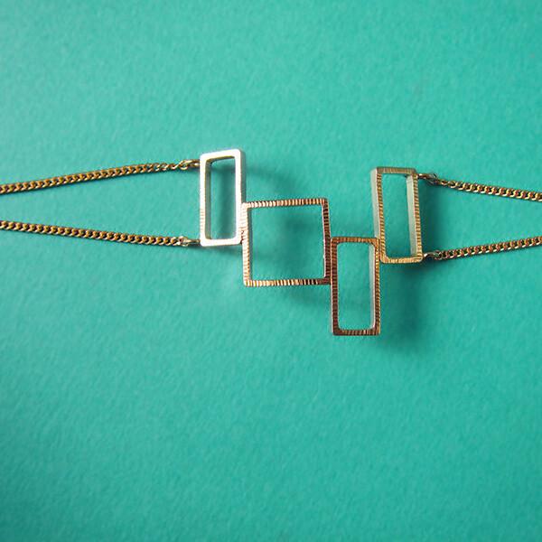 Bracelet Carrée Compo