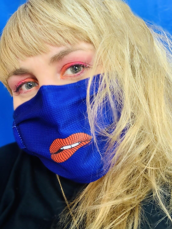 Masque Mmmh Bleu violet