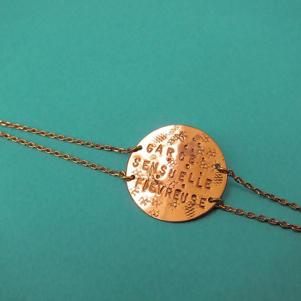Bracelet Doubles Chaînes