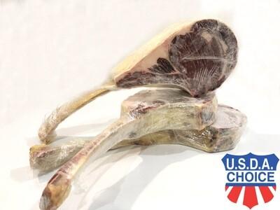 USDA Choice Tomahawk Steak 1.5 - 1.7kg each