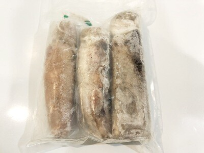 Whole White Squid for Export 1kg