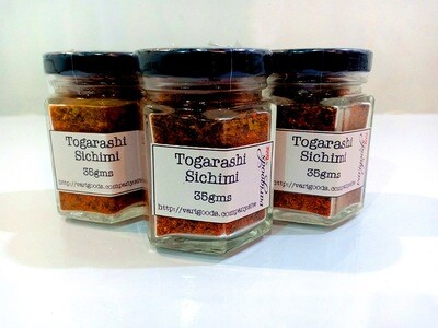 Togarashi Sichimi - Japanese 7 Spice 35gms