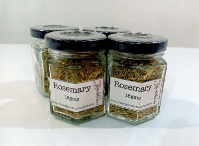 Dried Rosemary Leaves 16gms