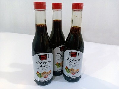 121 Secret Sauce 375ml