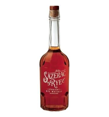 Sazerac Rye Straight Rye Whiskey 750ml