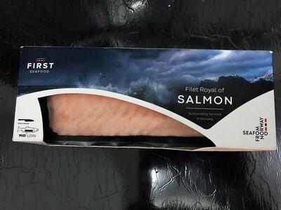 Sashimi Grade Norwegian Salmon Mid Loin