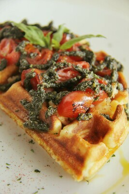 PES-TOMATE   (1/2 waffle)