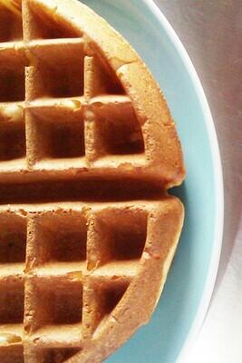 PLAIN SAVORY (1/2 waffle)