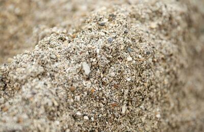 No. 3 (Pumice sand)