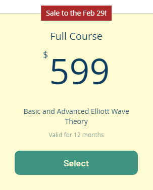 Basic and Advanced Elliott Wave Theory - Full Course