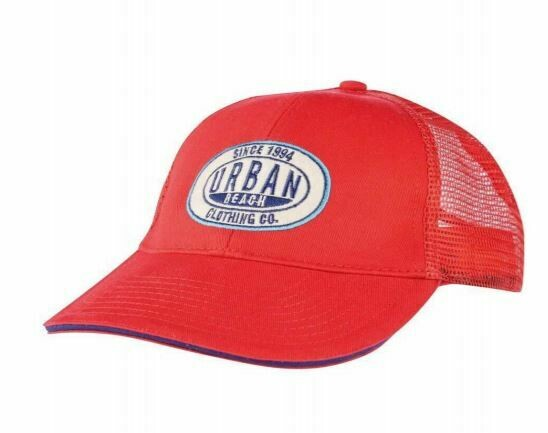 URBAN BEACH MENS TRUCKER CAP - ATTENDANT  - inkl. Versand