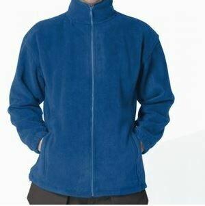 Polarware Deluxe Grey RK34 Full Zip Fleece Jacke