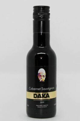 DAKA Cabernet Souvignon 0,187l (Kleine Flaschen) -Rotwein aus dem Kosovo