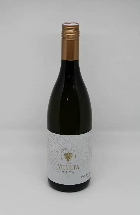 VILVETA Chardonnay Classic 0,75l 12,5% vol.