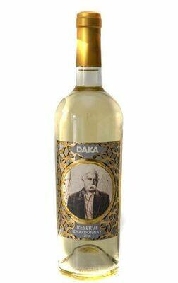 DAKA Chardonnay - Reserve 0,75l - aus dem Kosovo