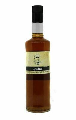 DAKA Traubenschnaps mit Honig 40% vol. - aus dem Kosovo