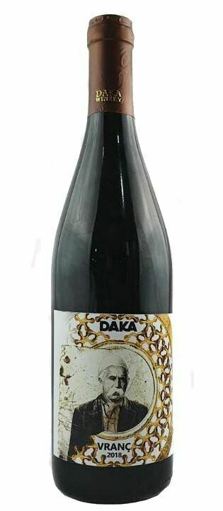 DAKA Vranac 0,75l - Rotwein aus dem Kosovo