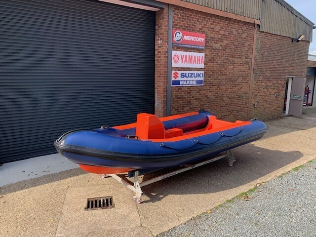 AS NEW ~ XS 500 Fully Refitted ~ Boat Only ~ £7,495