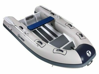 TALAMEX SILVERLINE Ally Hull TRUE Rib Craft 2.7m - 3.5m:  SELECT MODEL FOR PRICE