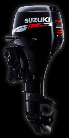 DF 50 Suzuki Outboard Motor ~ ALL Models