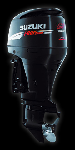DF 250 Suzuki Outboard Motor ~ ALL Models