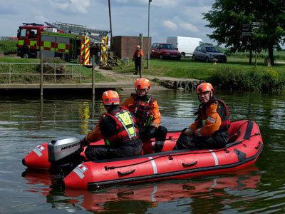 Zodiac ~ Avon Emergency Rescue Boats ~ ERB 310 ~ 380 ~ 400