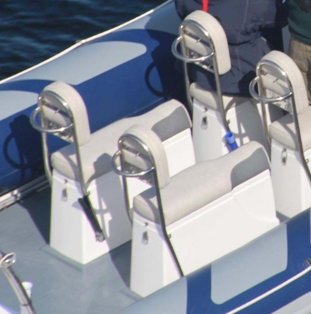 DELUXE Double Jockey Seat, 80 cm (DDJS)