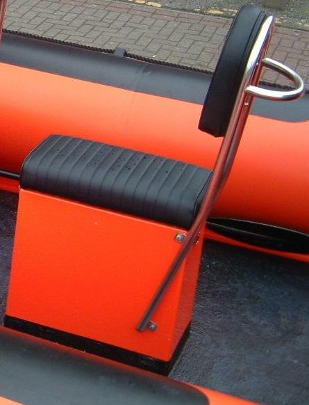 Single Jockey Seat, 40 cm (SSJS)