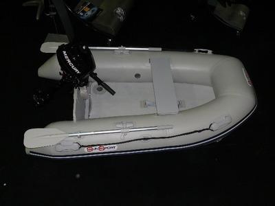Sun Sport / Talamex, Flat Air Deck AD 250 / Various Motor Options