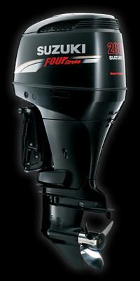 DF 200 Suzuki Outboard Motor ~ ALL Models