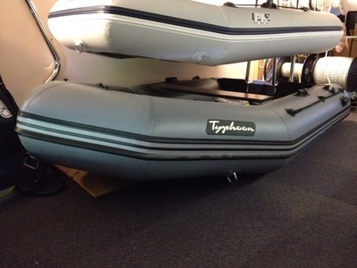 Zodiac Bombard TYPHOON 3m - 4.7m Air, Soild & Slatt Decks, GREAT VALUE;  SELECT MODEL FOR PRICE