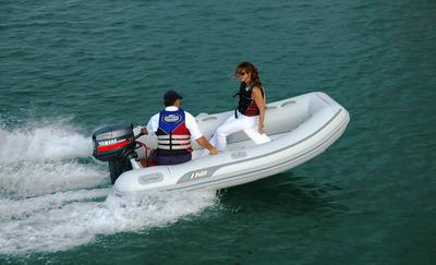 LAMMINA (AL): Open Boat, ALL MODELS