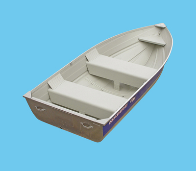 Marine Aluminium 10 m V Hull Ally Boat ~ Dinghy ~ Fishing CLICK FOR FURTHER PRICING