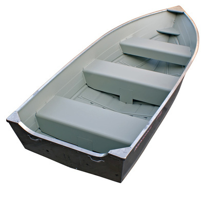 Marine Aluminium 400 S: V Hull Ally Boat ~ Dinghy ~ Fishing ~ Sea CLICK FOR FURTHER PRICING