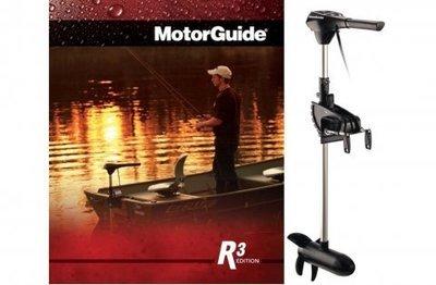 Motor Guide ~ R3-55HT36~ 55 Lb Thrust ~ 36