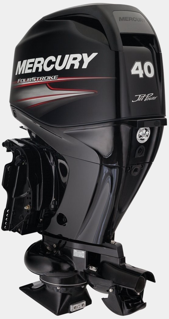 Mercury Jet Outboard Motors