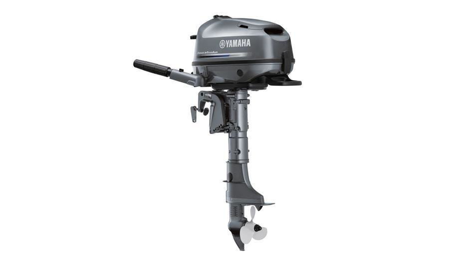 F 5 AMHS Yamaha Outboard SHORT Shaft ~ Click to show pricing