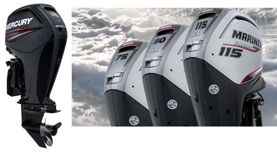 F 80 ~ F 75  EFI ~ New Model ~ ELPT Mercury / Mariner Outboard ~ ALL Models ~ Click to show pricing