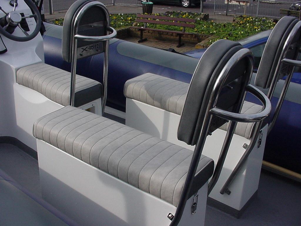 Double Jockey Seat, 80 cm (DJS)