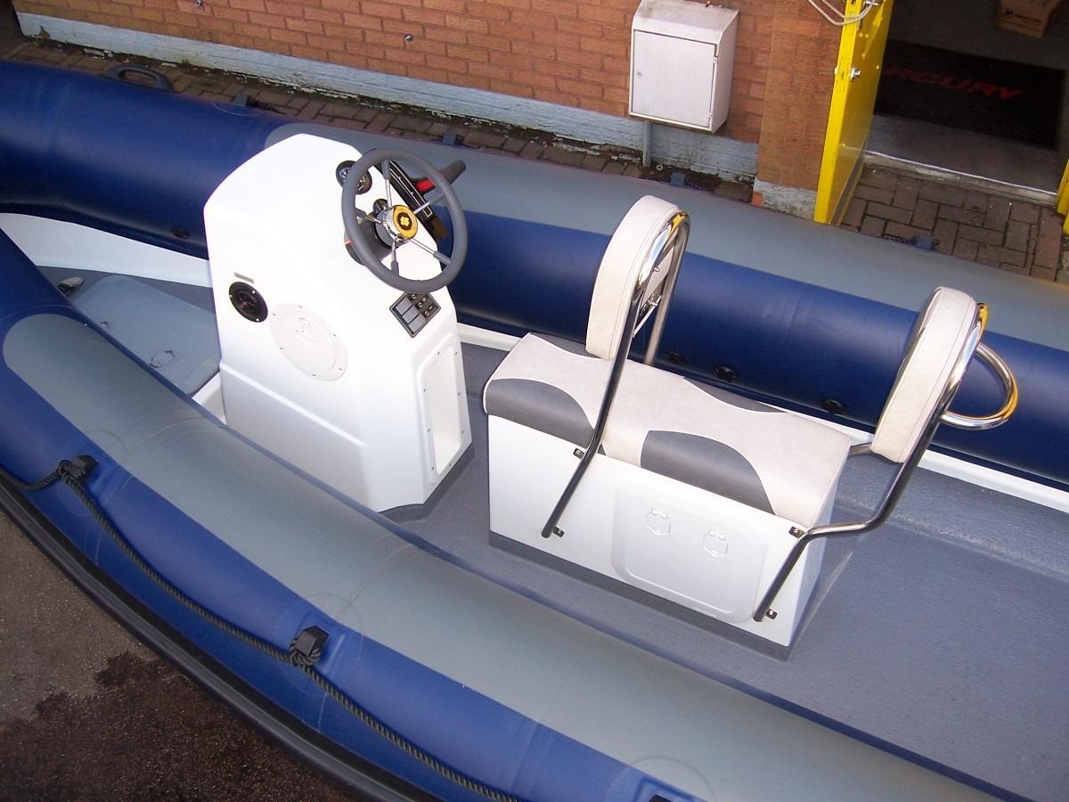 Double Jockey Seat, 2 BACK RESTS 80 cm (DJS2B)