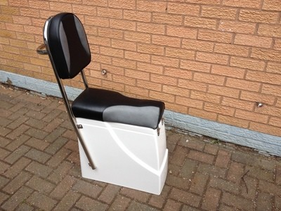 DELUXE Single Jockey Seat, 50 cm (DSJS)