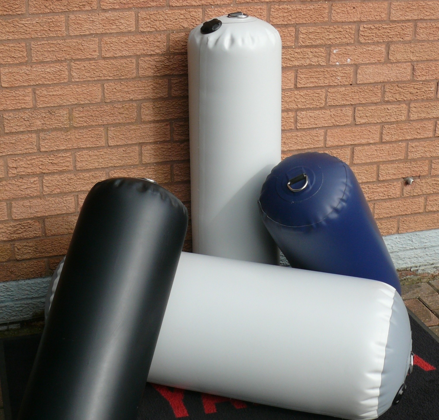 HYPALON ~ Inflatable Fenders ~ Wide choice of Colours and sizes