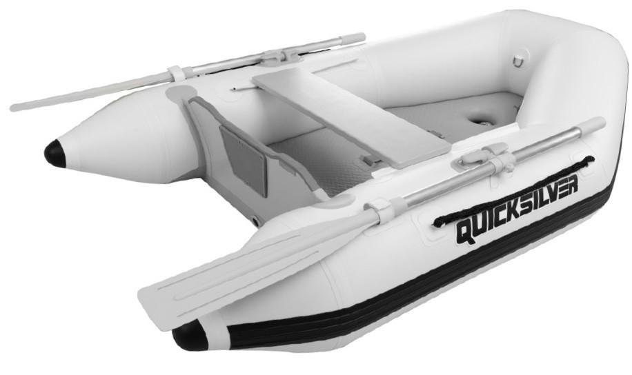 Mercury Quicksilver TENDY Slatt & Air Deck Inflatable Craft 2.00m - 2.4m:  SELECT MODEL FOR PRICE