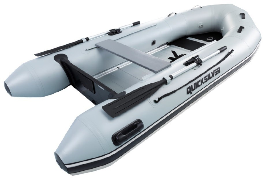 Mercury Quicksilver SPORT Solid Deck Inflatable Craft 2.5m - 3.2m:  SELECT MODEL FOR PRICE