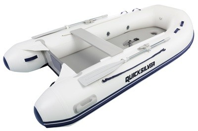 Mercury Quicksilver Air Deck Inflatable Craft 2.5m - 3.2m:  SELECT MODEL FOR PRICE