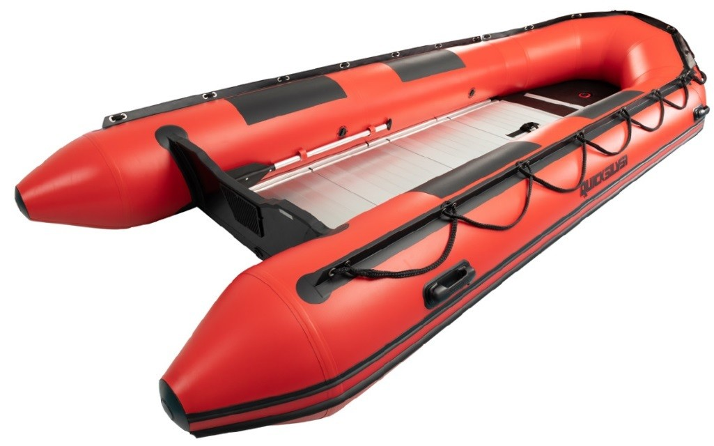 Quicksilver SPORT HD Heavy-Duty Solid Deck Inflatable Craft 3.65m - 4.70m:  SELECT MODEL FOR PRICE