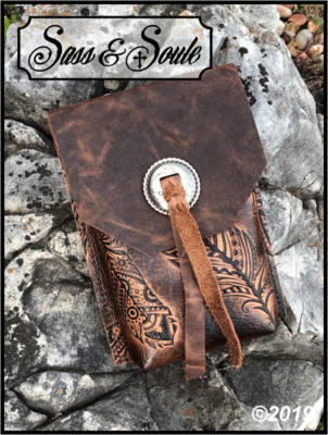 Saddle Pouch  **PDF**