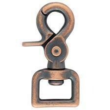 Square Scissor Snaps (Antique)