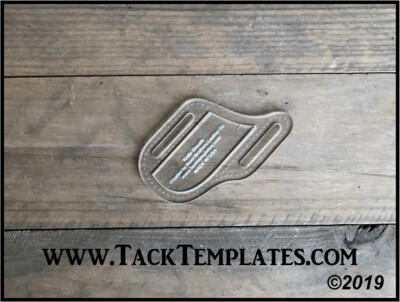 Trapper Knife Sheath - Pancake Style