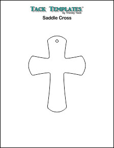 Saddle Cross **PDF**